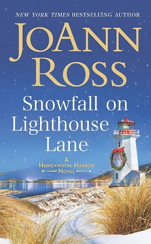 Sunday Spotlight: Snowfall on Lighthouse Lane by JoAnn Ross