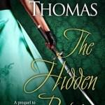 The Hidden Blade by Sherry Thomas Book Cover