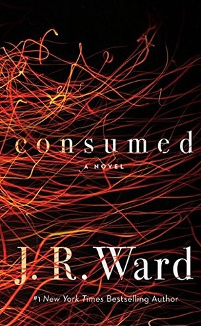 Guest Review: Consumed by J.R. Ward