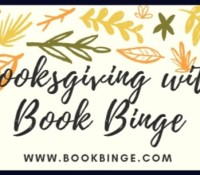 Booksgiving with Book Binge: Day 9
