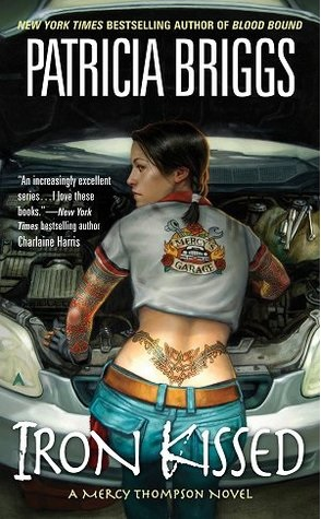 Joint Review: Iron Kissed by Patricia Briggs