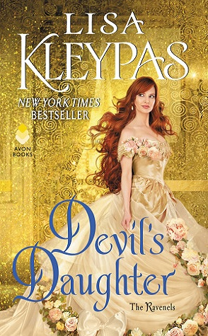 Release Day Spotlight: Devil's Daughter by Lisa Kleypas (+ Giveaway)