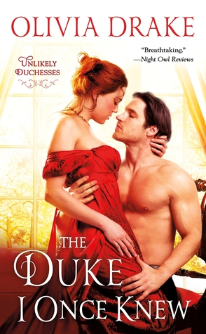 Guest Review: The Duke I Once Knew by Olivia Drake