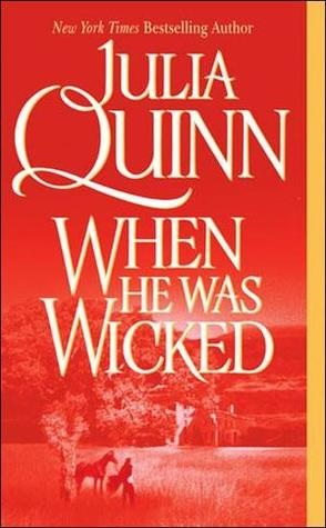 Sunday Spotlight: When He was Wicked by Julia Quinn