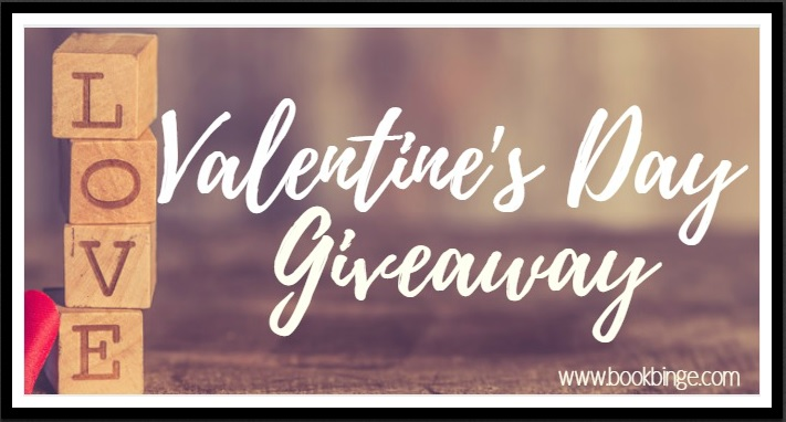 Happy Valentine's Day from Book Binge (+ Giveaway)