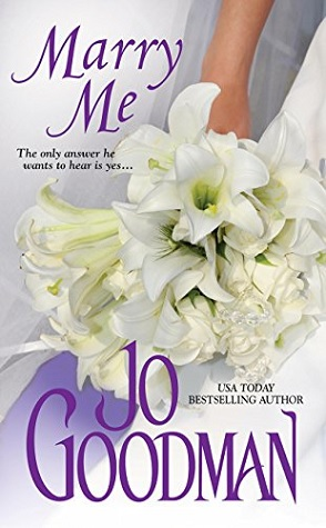 Summer Reading Challenge Review: Marry Me by Jo Goodman