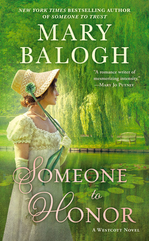 Guest Review: Someone to Honor by Mary Balogh
