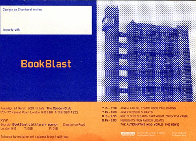 Viva BookBlast! | est. 1997