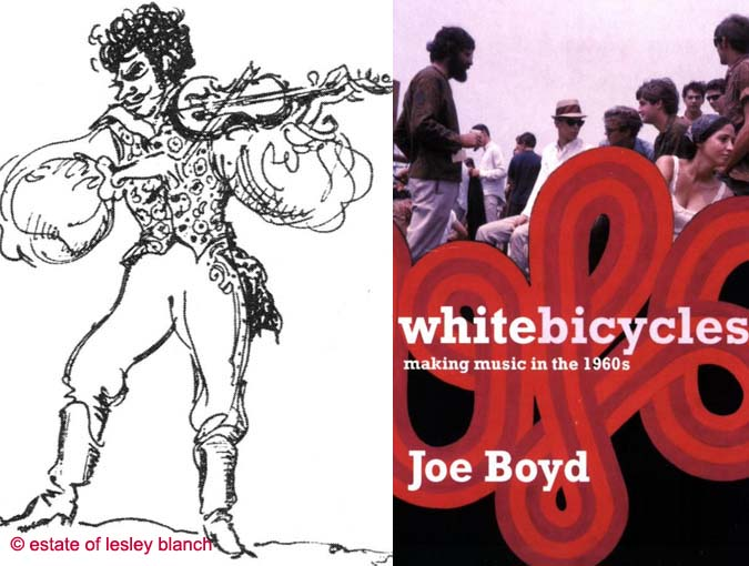 Media Release | Joe Boyd: White bicycles #OnWilderShores