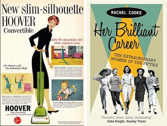 Spotlight | The Fifties Woman #OnWilderShores @AuthorsClub lunch @MsRachelCooke