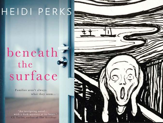Review | Beneath the Surface, Heidi Perks | Book of the Week