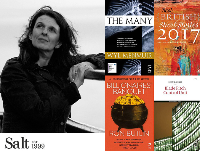 Interview | Jen Hamilton-Emery, Salt Publishing | Indie of the Week