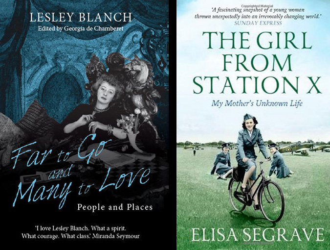 Media Release | Lesley Blanch & the 1950s Woman | Waterstones, Gower Street, London W1