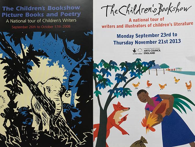 children's bookshow interview banner bookblast