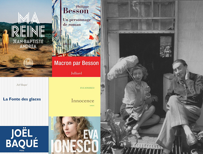 BookBlast® France | Top 5 French Reads September, 2017