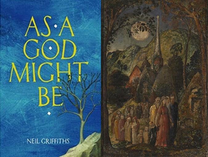 as a god might be samuel palmer bookblast