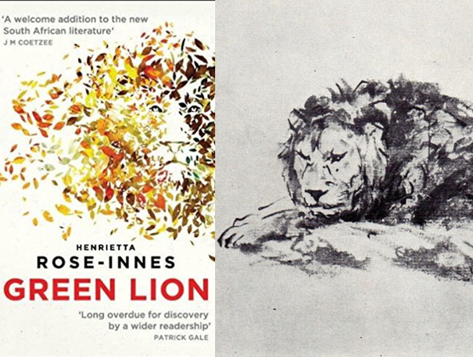Review | Green Lion, Henrietta Rose-Innes | Book of the Week