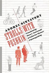 andrei sinyavsky strolls with pushkin bookblast review