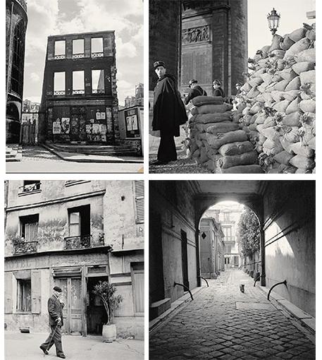 andre ostier 1940s paris