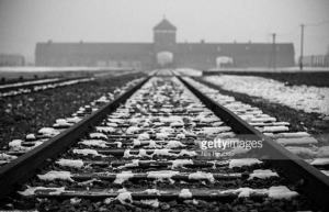 auschwitz getty images