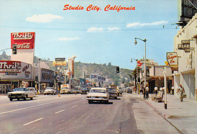 studio city california
