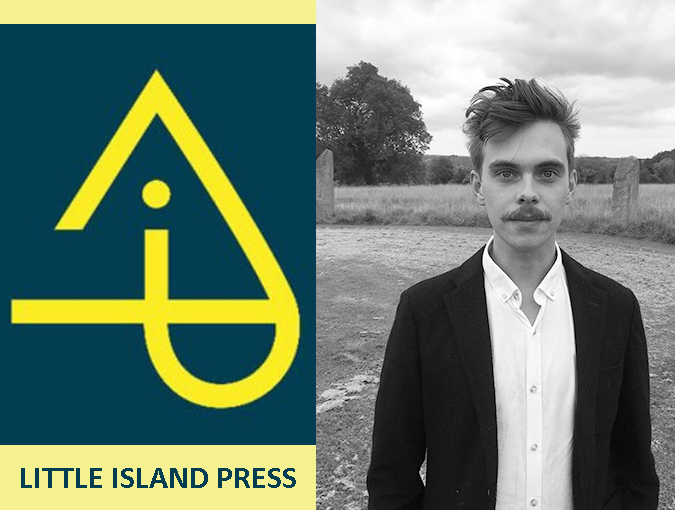 Interview | Andrew Latimer, co-founder, Little Island Press | Indie Publisher of the Week