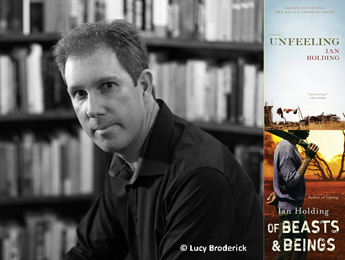Interview | Ian Holding | Author of the Week