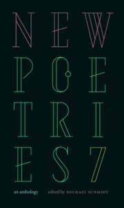 new poetries 7 ed michael schmidt bookblast diary