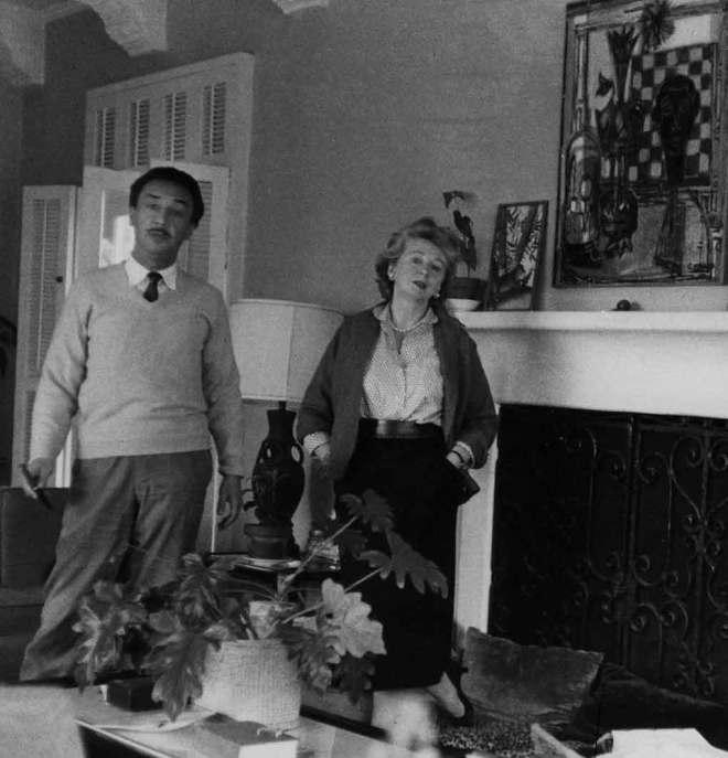 lesley blanch romain gary hollywood 1959