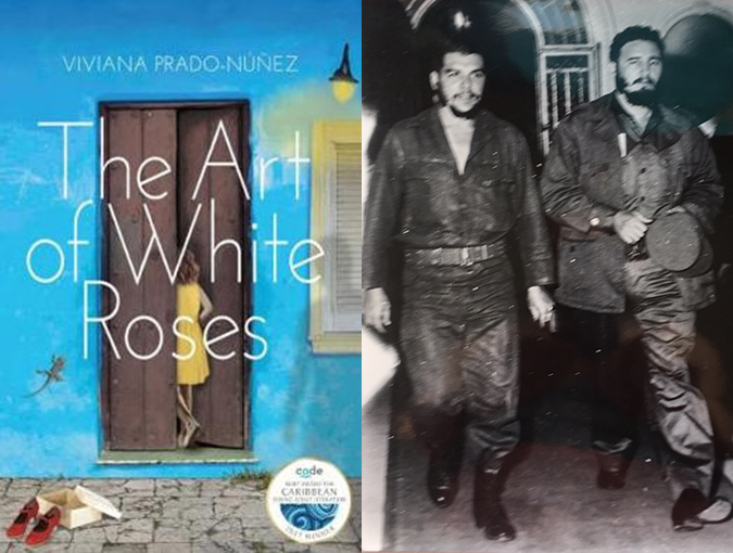 Review | The Art of White Roses, Viviana Prado-Núñez  | Book of the Week