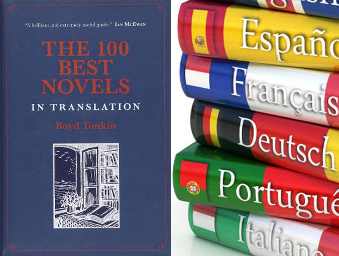 100 best novels in translation boyd tonkin review bookblast diary