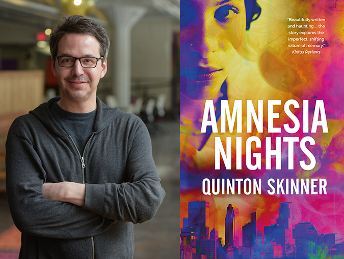 Interview | Quinton Skinner, author