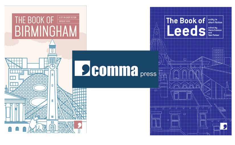 BookBlast® 10×10 Tour | Thurs 20 Sept., Waterstones, Leeds, 6.30 p.m. | C. D. Rose, Ian Duhig  @commapress