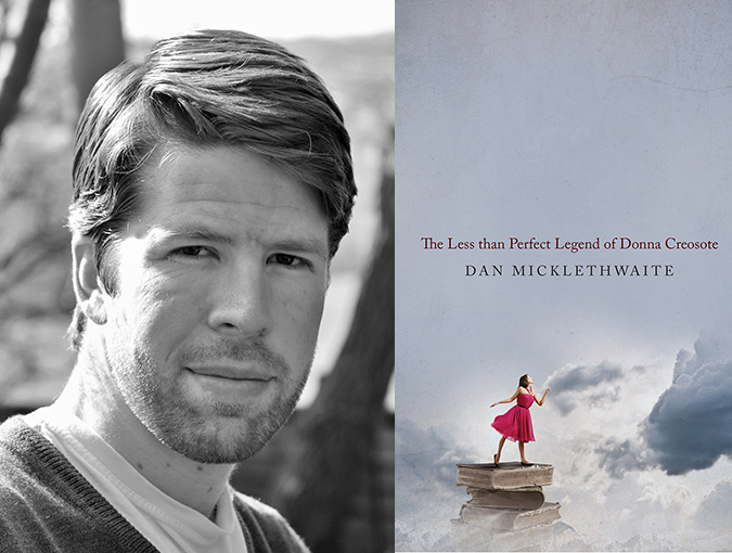 Interview | Dan Micklethwaite, author