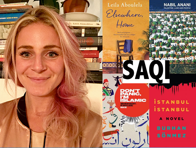 Interview | Elizabeth Briggs, editor & marketing manager, Saqi Books | Indie Publisher of the Week