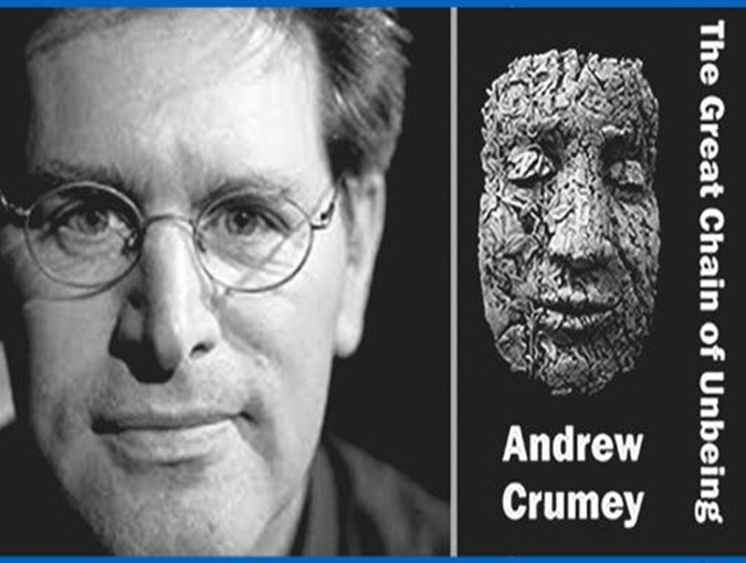 Podcast | LIVE interview: Andrew Crumey, author