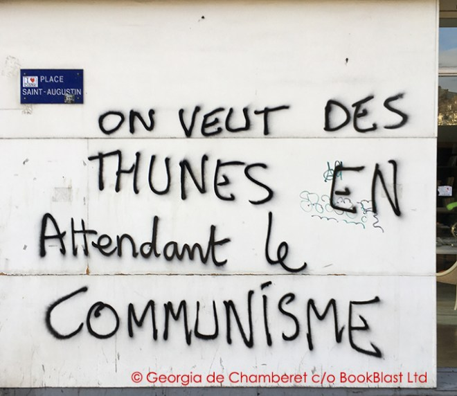 paris riots graffitti rage 9_12_18