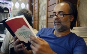 Ahmed Saadawi bookblast diary
