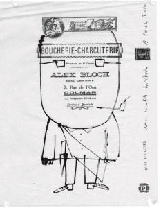 Serge Bloch Desplechin bookblast diary