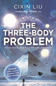 Liu Cixin The Three-Body Problem bookblast diary