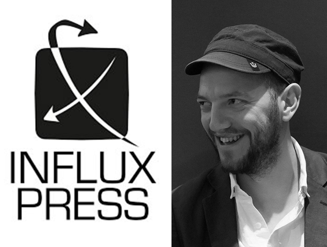 Interview | Kit Caless, Influx Press | Indie Publisher of the Week