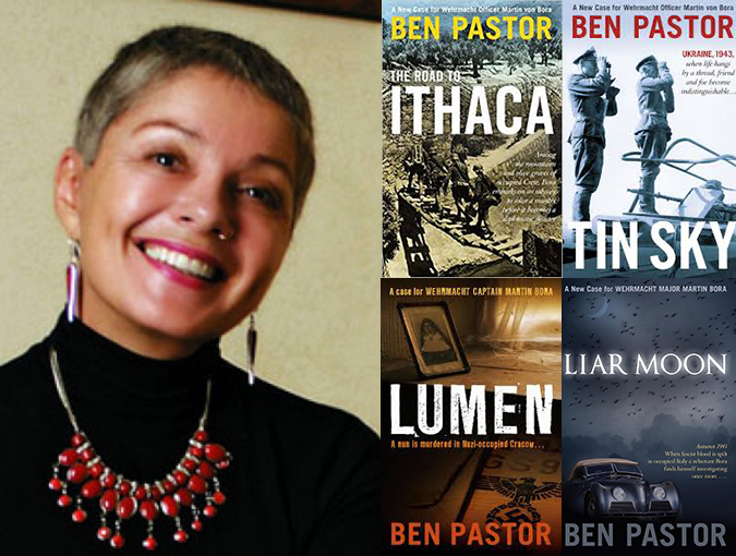 Interview | Ben Pastor, novelist | Author of the Week