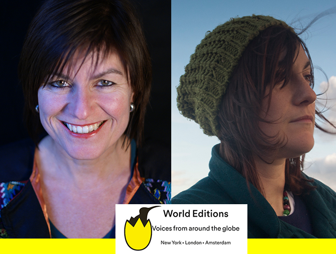 Interview | Judith Uyterlinde & Lydia Unsworth, World Editions | Indie Publisher of the Week