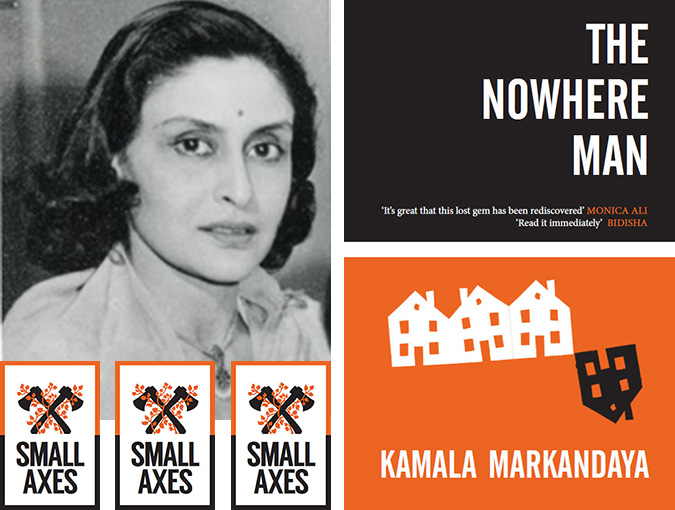 Review | The Nowhere Man, Kamala Markandaya | Small Axes
