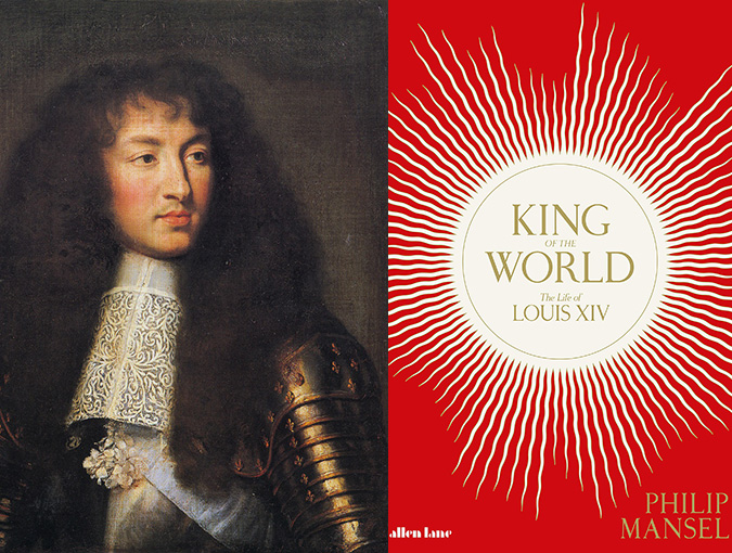 philip mansel louis xiv podcast bookblast diary