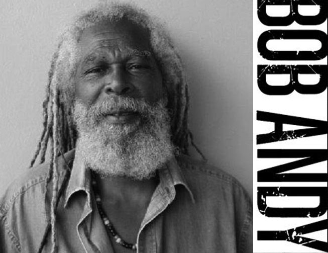 Podcast LIVE | In conversation with Keith Anderson a.k.a. Bob Andy, reggae vocalist & songwriter