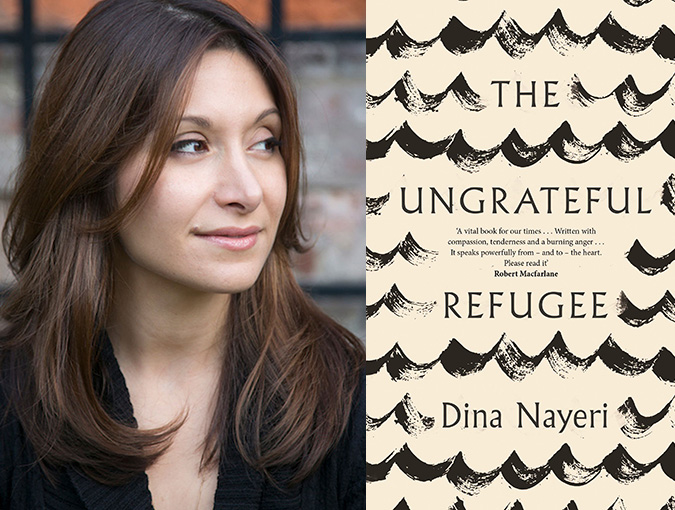 dina nayeri bookblast diary original interview