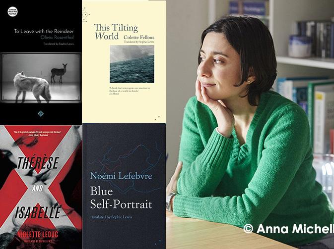 sophie lewis bookblast diary interview