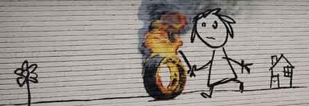 Banksy-Elementary-School-Wall-mural