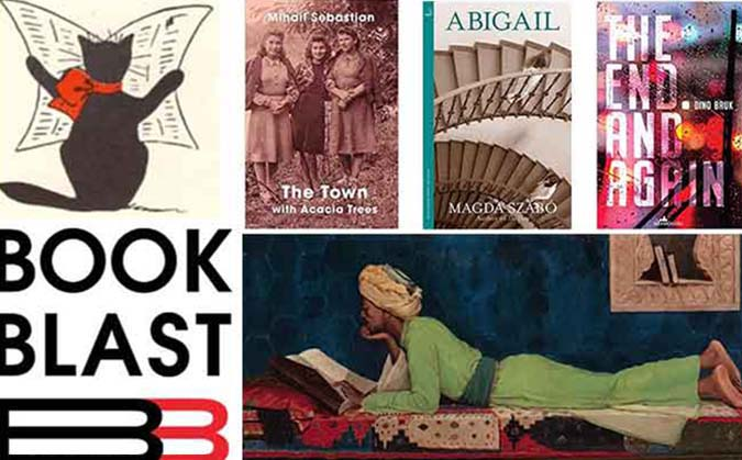 BookBlasts® | Top 5 Reads for Independent Minds | Central & Eastern Europe